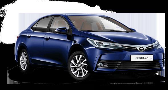 Toyota Corolla - Автокредит 6,5%